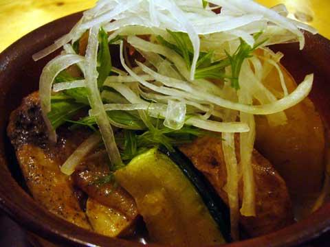 地鶏のスープカレー